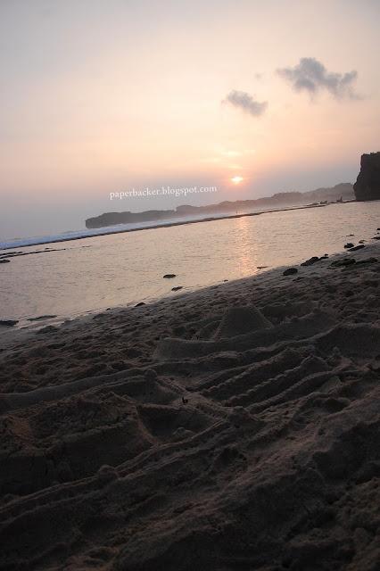 Wonosari's Beach