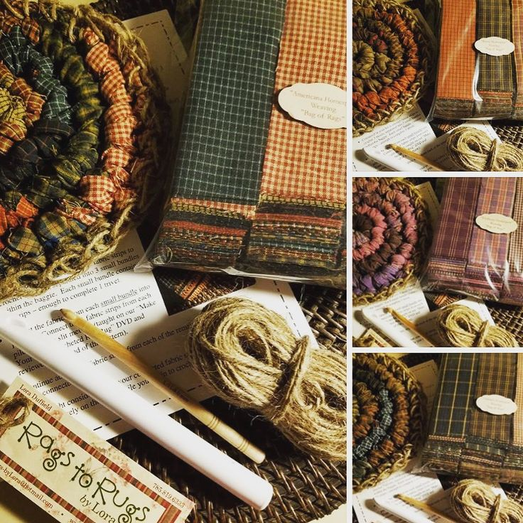 We have several options for Trivet Kits! Comes with everything you need to make your own! #farmhousestyle #farmhouse #trivet #diy #fabric #crochet