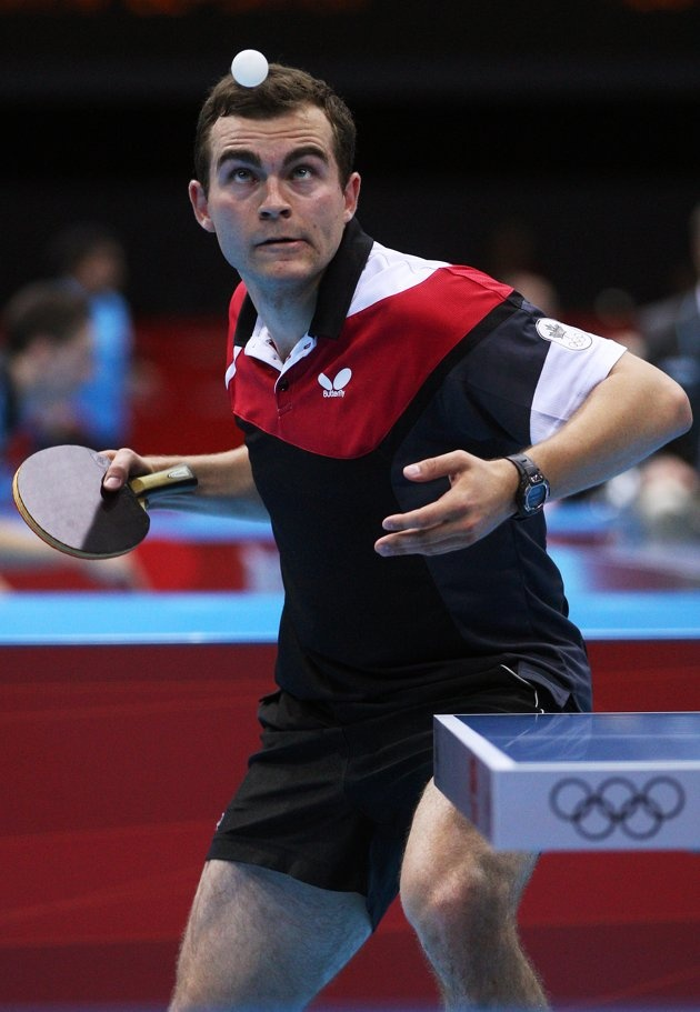 Click the image for a slideshow of goofy faces made my Olympic table tennis players :D