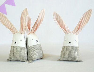 Jumatamade bunnies