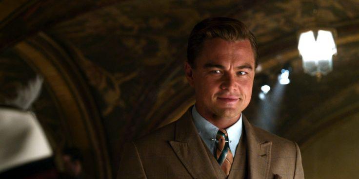 The Great Gatsby - Leonardo DiCaprio