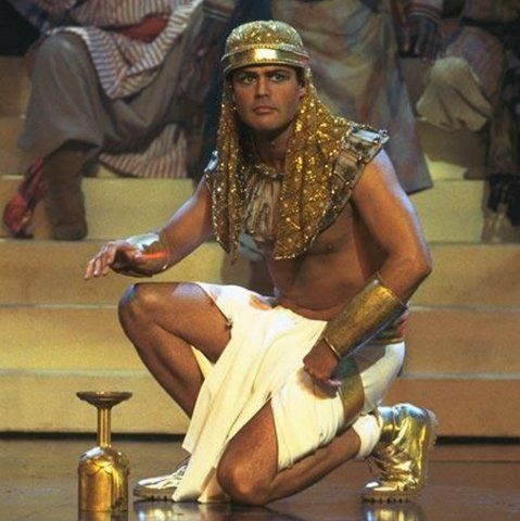 Donny Osmond in Joseph and the Amazing Technicolor Dreamcoat