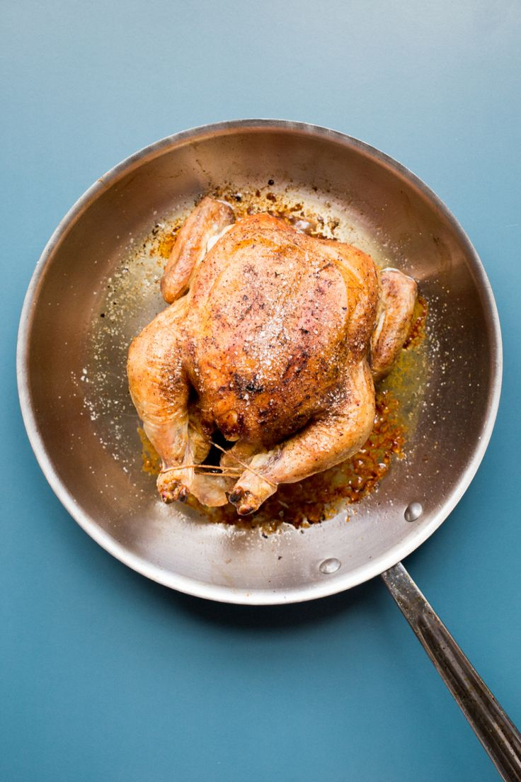 Easy Roasted Chicken (Recipe from The Ancestral Table) | The Domestic Man