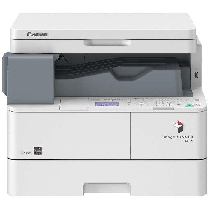МФУ Canon imagerunner 1435 A4 35 стр/мин, копир/UFR принтер/цвет. сет.сканер/крышка/дуплекс/лотки 1х500л. тонер в комплекте