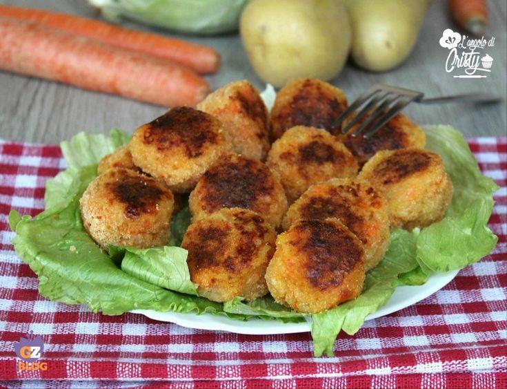 polpete di carote