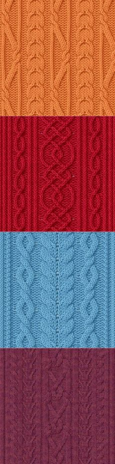 padrão de tecelagem