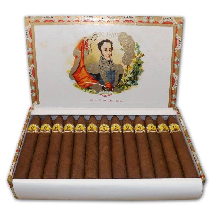 Cigarr Bolivar Belicosos Finos 25-pack - Havannacigarr.se