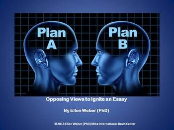 persuasive essay opposing view The persuasive essay the persuasive essay what is a persuasive essay a convincing case in favor of, or in opposition to, an argument  consider opposing views.