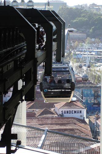 PORTO/GAIA, vista por teleférico