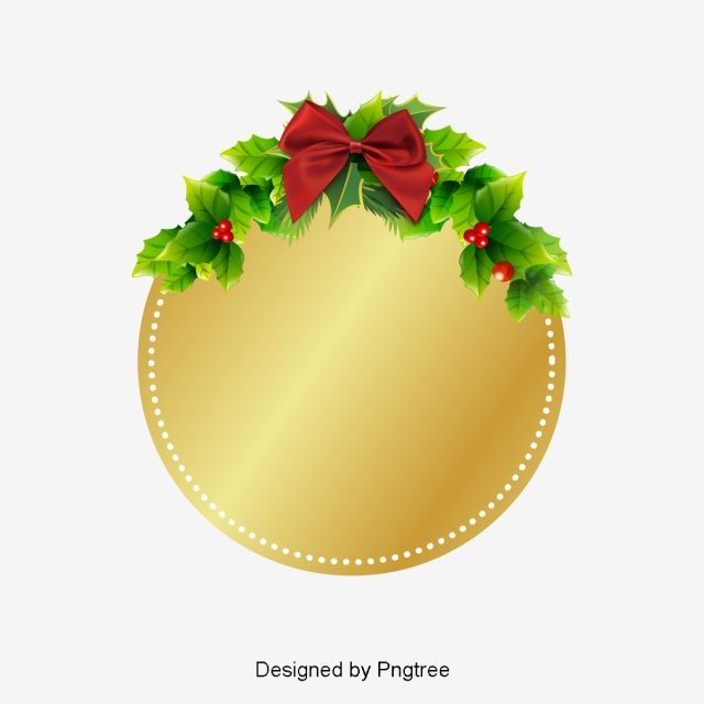 Color Cartoon Christmas Decorations Garland Green Bow Bell Png And Vector With Transparent Background For Free Download Christmas Decorations Garland Christmas Decorations Garland