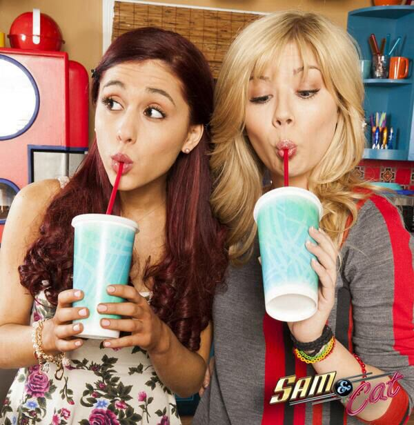 Sam and Cat. Are awesome