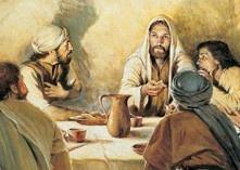 . lds: Christian Art, Jesus Christ, Gospel Pictures, Random Pin, Church Lds, Christian I, Penguins Footprint, Last Suppers, Lds Pictures