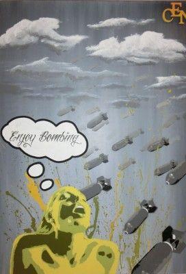 Enjoy Bombing by CEN ONE (Germany)
