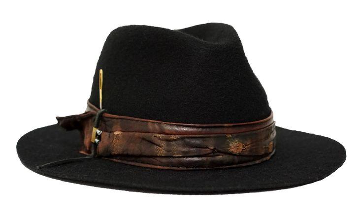 Patina Hat by Rudolf Nabu