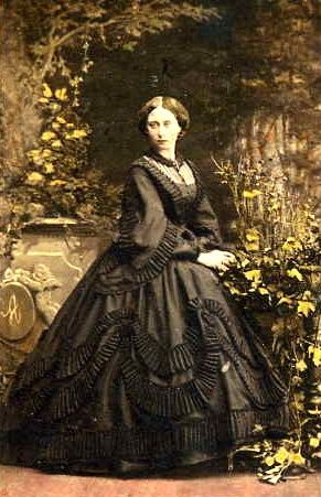 Civil War Era Fashion | Victorian Lady - Bayswater England civil war era fashion