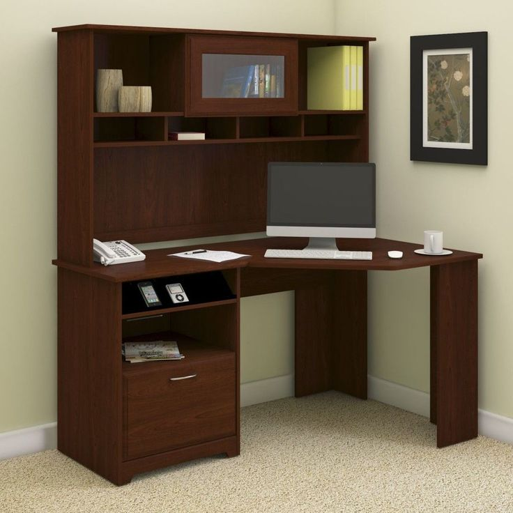 Capital Computer Desk with Hutch                                                                                                                                                                                 More