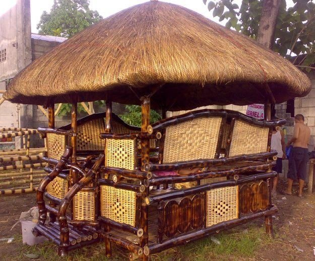 Filipino outdoor exotic hut bahay kubo design in the philippines great for tropics have one Home furniture quezon city