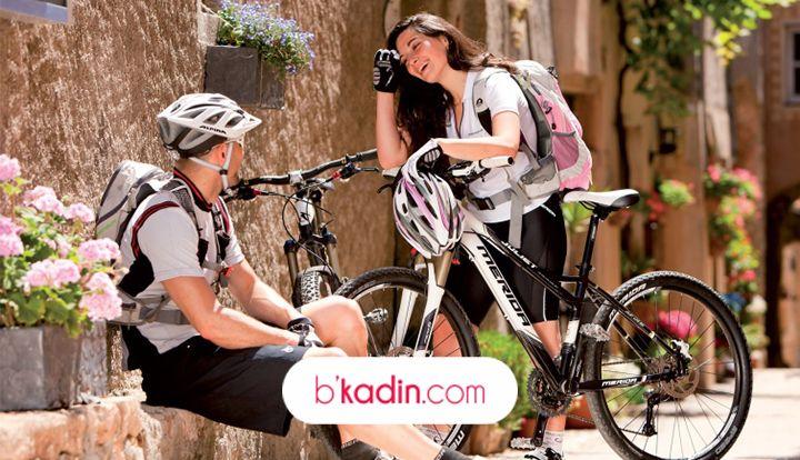 Bisiklete binmek her ne kadar çocukluk yıllarımızda kalan bir hatıra olarak rafa kaldırılsa da aslında birçok faydası olan ve mutlaka yapılması gerekilen bir spor egzersiz türüdür. Malum bahar ayları geldi ve daha önümüzde...