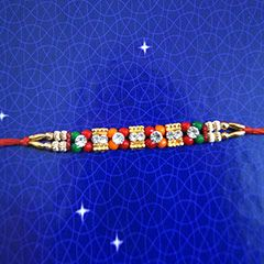 Colorful & Sparkling Rakhi