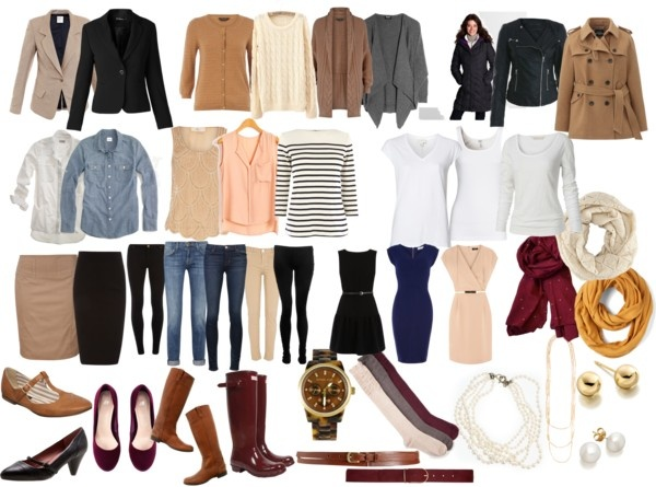 """""""The perfect wardrobe"""" by sophieduba on Polyvore"""