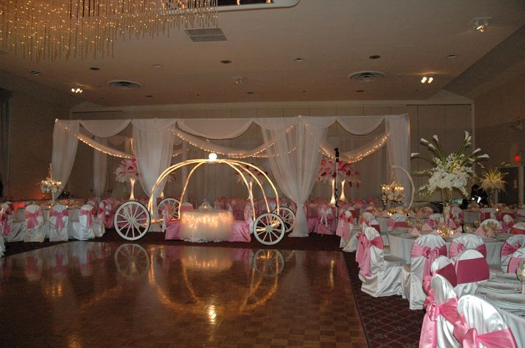 cinderella sweet 16 ideas | Sweet Sixteens
