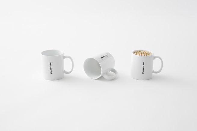 mug americano / mug latte / mug caramel macchiato / いつもコーヒーが満たされているマグカップ for Starbucks