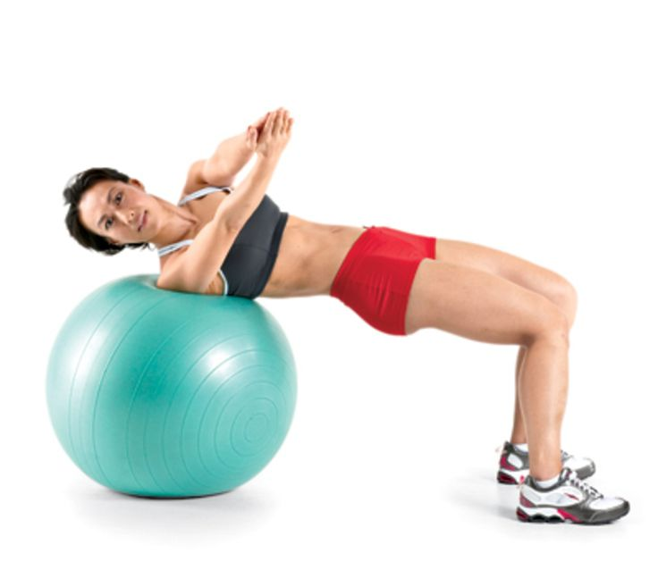 Stability Ball Russian Twist: 29 Best Fitness: Cable Machine Images On Pinterest