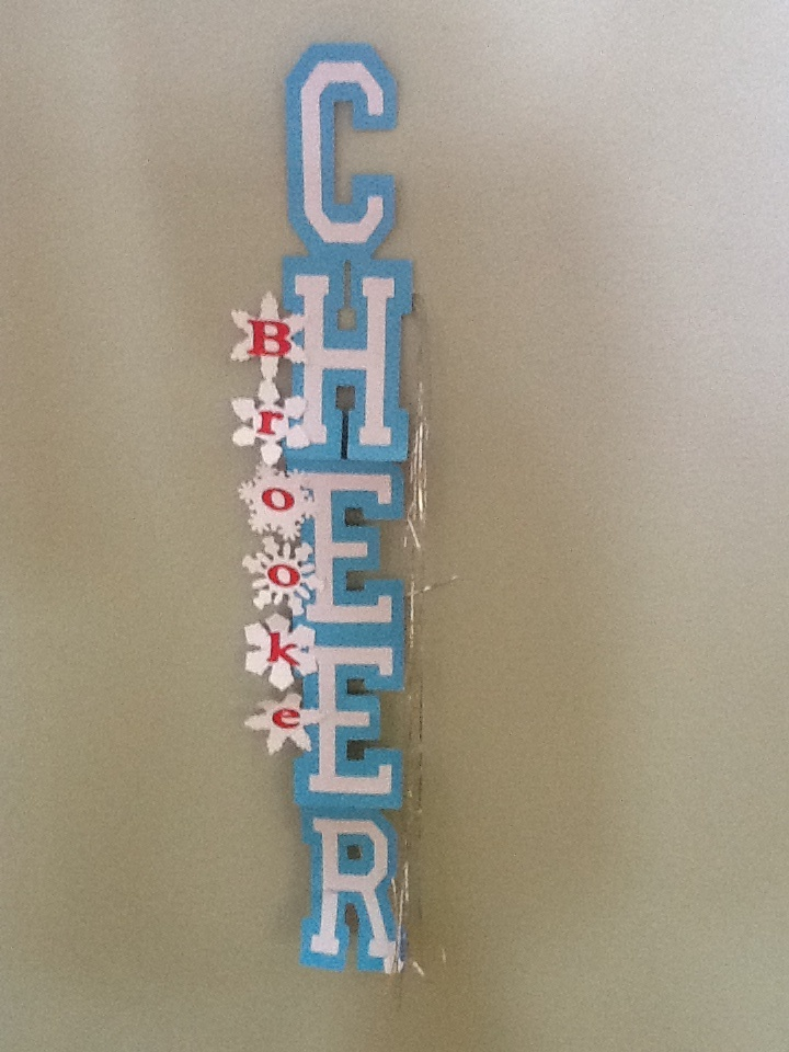 54 best images about Locker Decorations on Pinterest Cheer mom