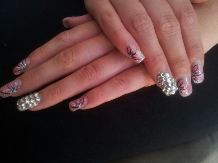 The 36 Best Funky Nail Designs Images On Pinterest Gel Nails Nail