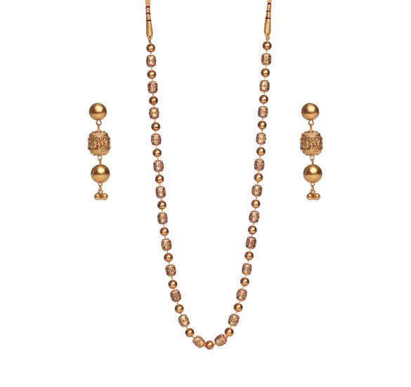 Tanishq Lightweight Gold Necklace Designs With Price Gold Necklace Designs Gold Necklace Necklace