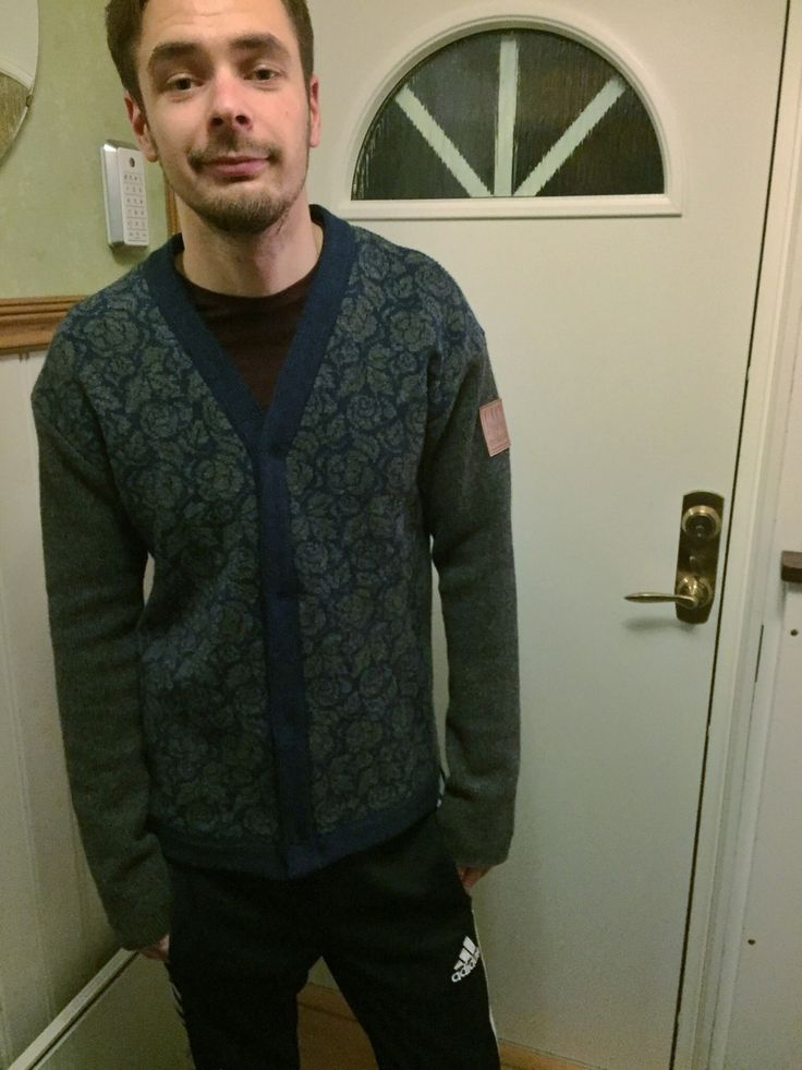 GRANDPA CARDIGAN via House of LÅ. Click on the image to see more!