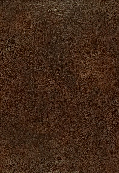 Leather wallpaper would add a classy, cozy touch to any rustic space. | Make mine rustic ...