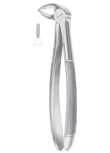 http://glowsurgical.com/dental-instruments/extracting-forceps-/-fig-33-lower-roots--5342