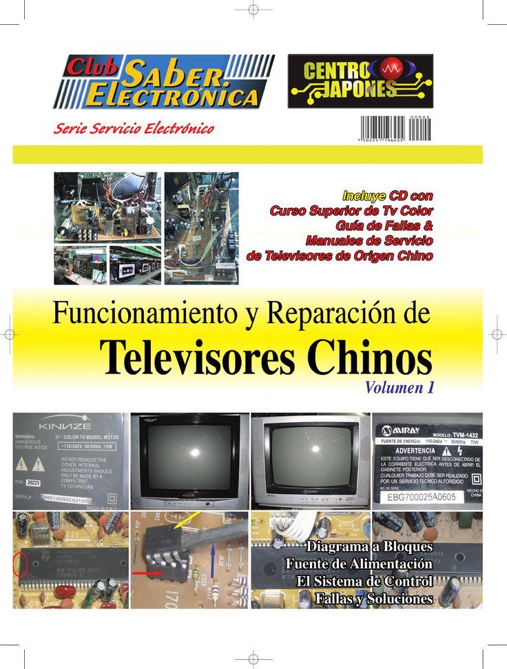 Manual Repa Tv Chinos - Documents