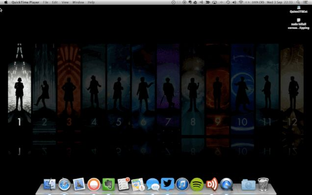 Brilliant Doctor Who Wallpaper Spotlights A Different Doctor Each Hour