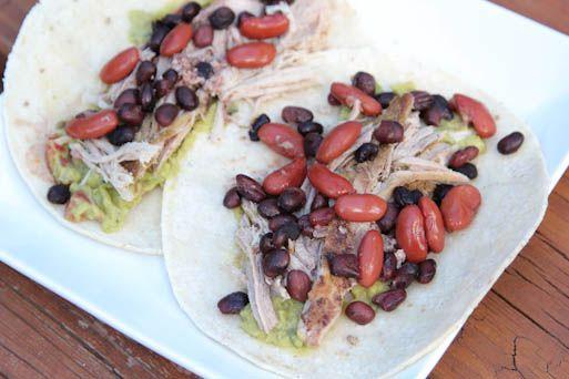 Cumin Pork & Beans Tacos   5DollarDinners.com