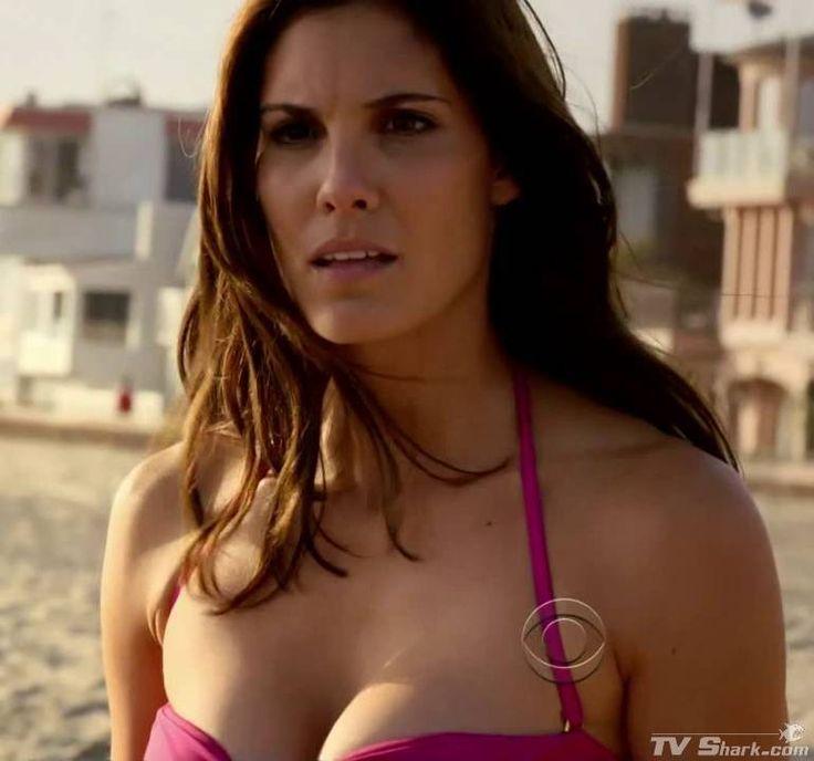 Daniela Ruah Swimsuit | Hot Vampire bites: DANIELA RUAH - 4