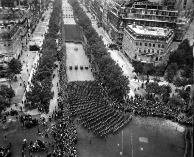Libération de Paris 1944.