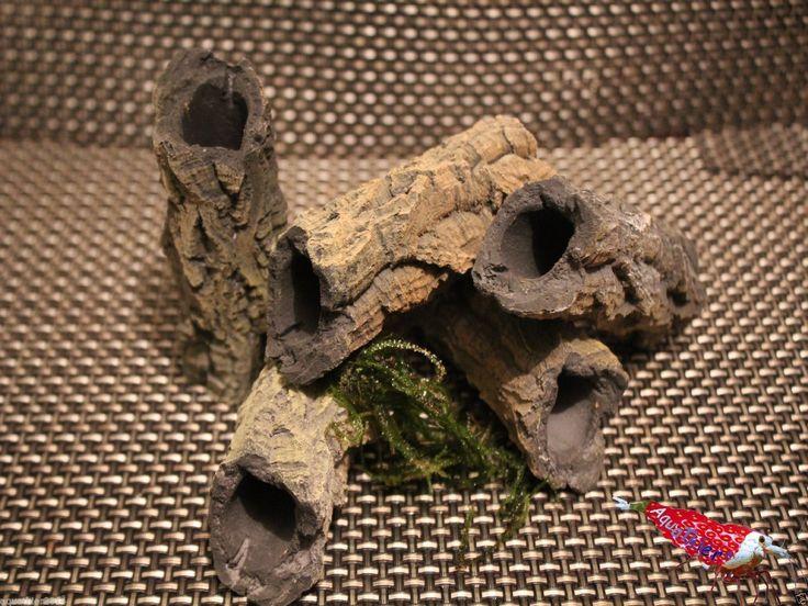 1 St Garnelenrohre Krebsrohre Hohle Deko Versteck Nano Aquarium Stamm Nano Aquarium Aquarium Deko Aquarium