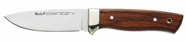 "MUELA KODIAK HUNTING FISHING KNIFE HUNTER "" FREE POSTAGE"" YMKOD10CO"