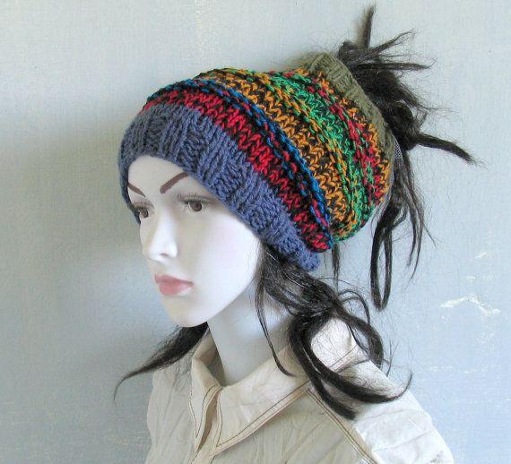Dreadlock accessories Mens dreadlock tube hat Womens by vintachi