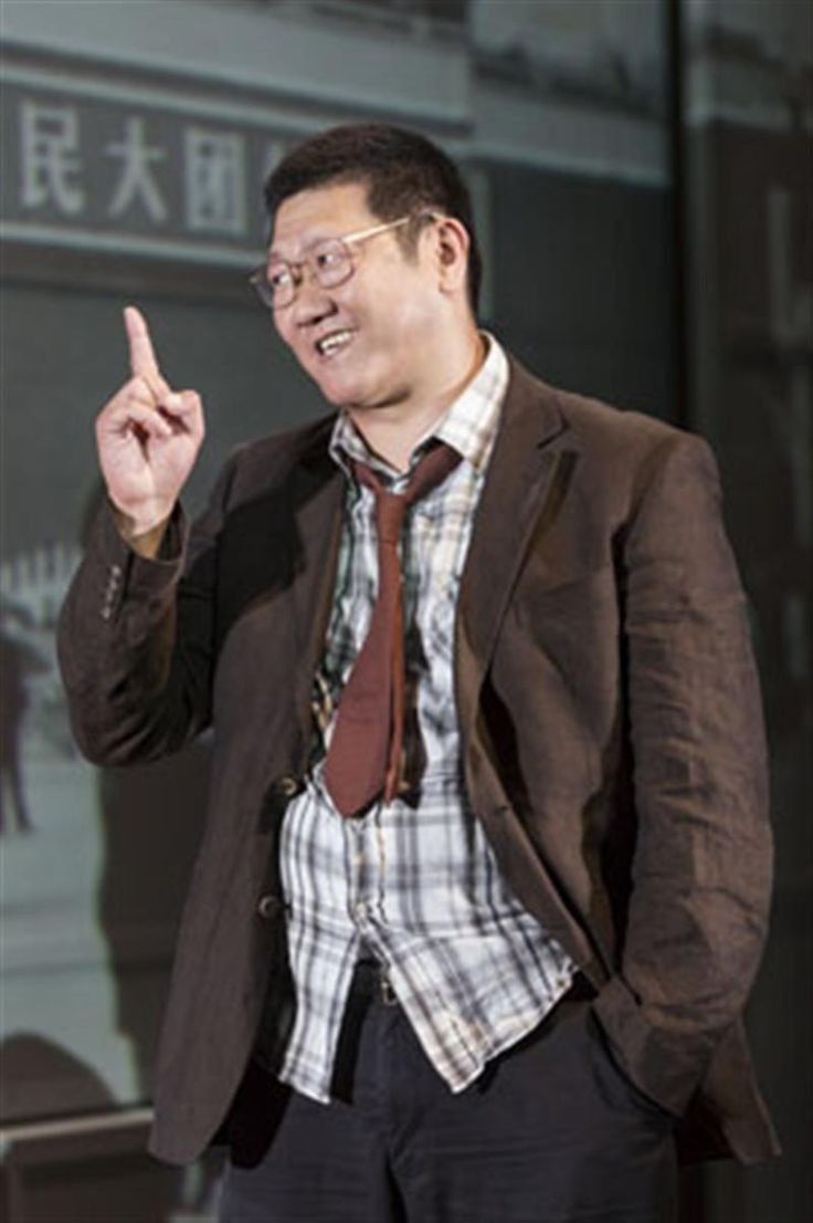 Benedict Wong in Chimerica at the Harold Pinter Theatre