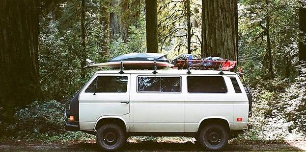 diggin the old school surf mobile