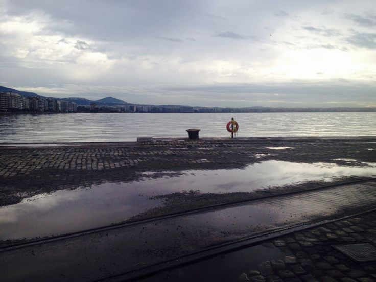 Thessaloniki, port