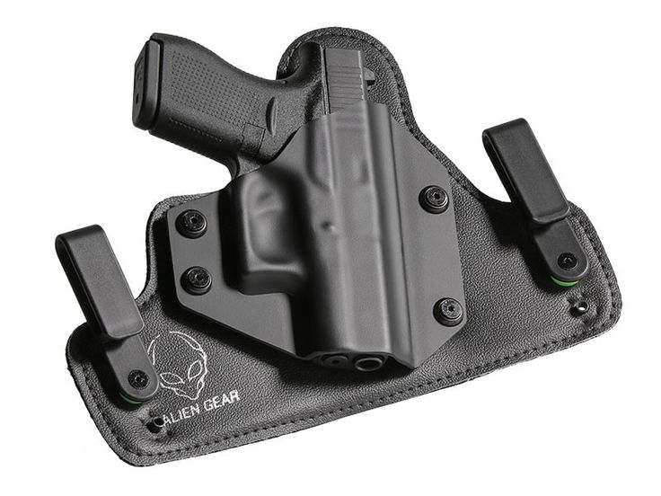 Ruger LCR 38 SPL Revolver Cloak Tuck 2.0 IWB Holster (Inside the Waistband) - Holsters for Ruger LCR 38 SPL Revolver