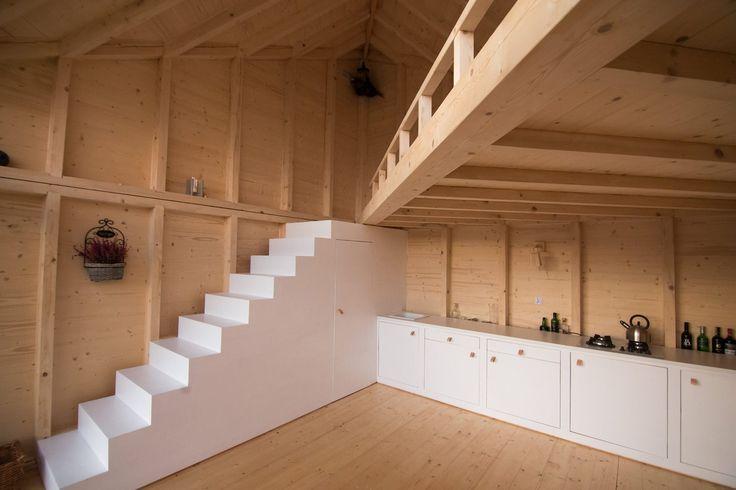 Dom Baby Jagi czy nowoczesna STODOŁA? – nowoczesna STODOŁA   wnętrza & DESIGN   projekty DOMÓW   dom STODOŁA