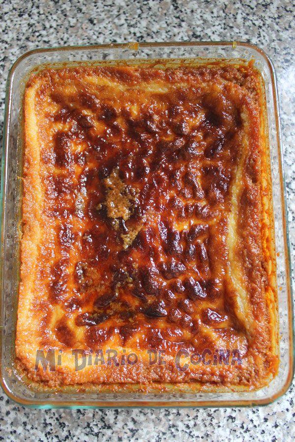 "Leche Asada (""burnt milk"") This sweet, cinnamon-lemon custard is Chile's answer…"