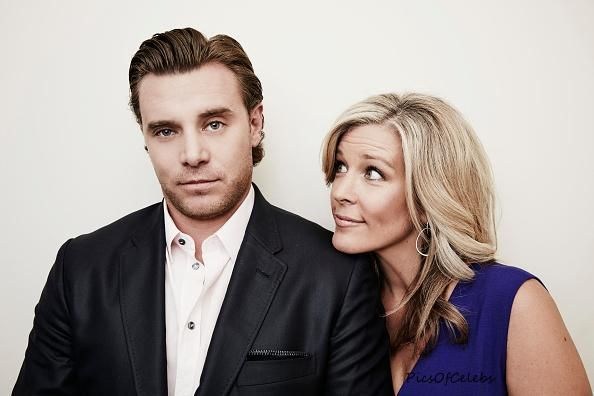 Billy Miller Was Here -- Carly and her Best Friend Jason Morgan