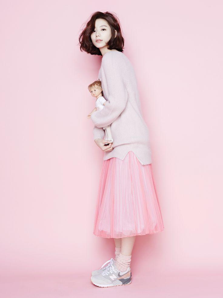 ParkSooJin * South-Korea actress #박수진