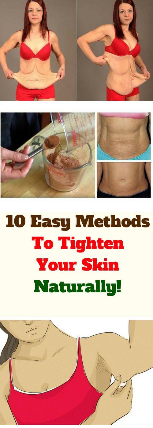 Natural Ways To Tighten Skin On Thighs